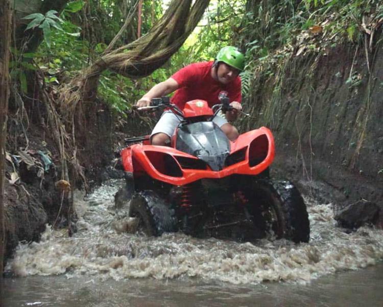 Petualangan ATV Ubud – Wajib Dicoba Selama Liburan Di Bali