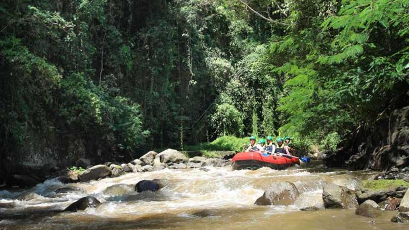 Paket Rafting Bali