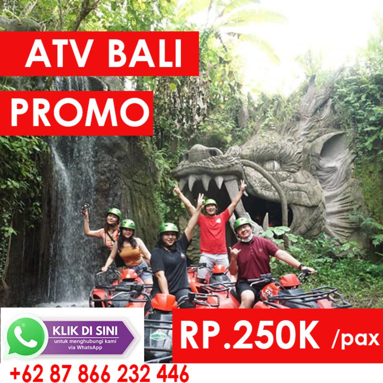 ATV Bali Ubud - Booking Sekarang Harga Promo Rp 250.000