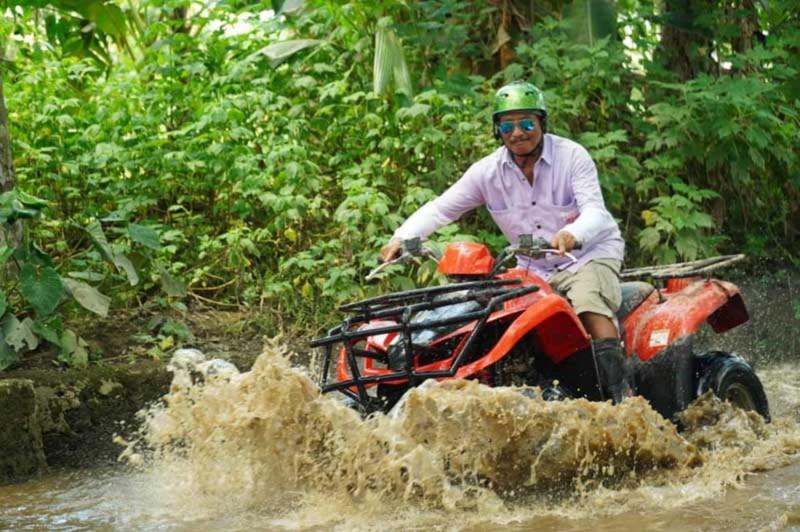 ATV Bali Adventure Tour