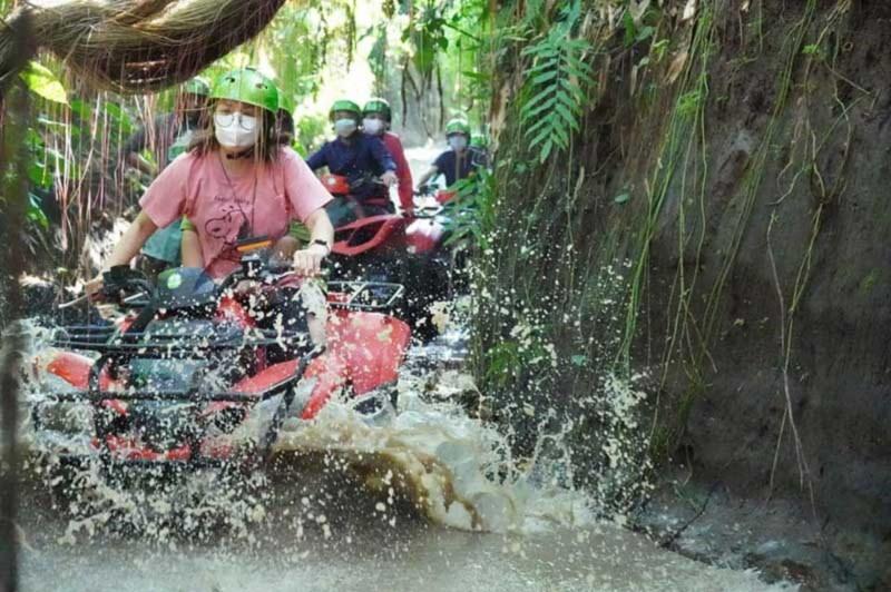 ATV Ride Ubud