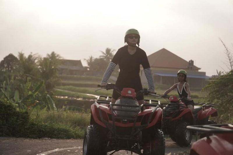Aktivitas Main ATV Di Ubud