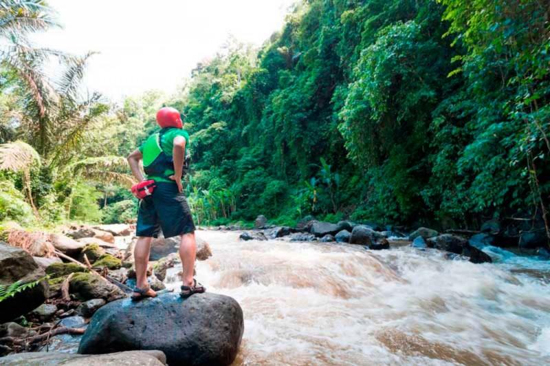 Arung Jeram Di Bali