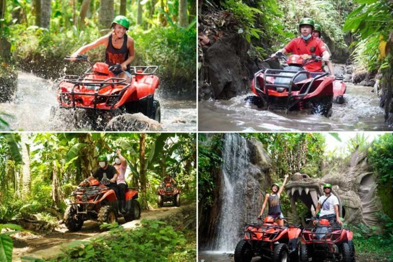 Harga ATV Bali Ubud