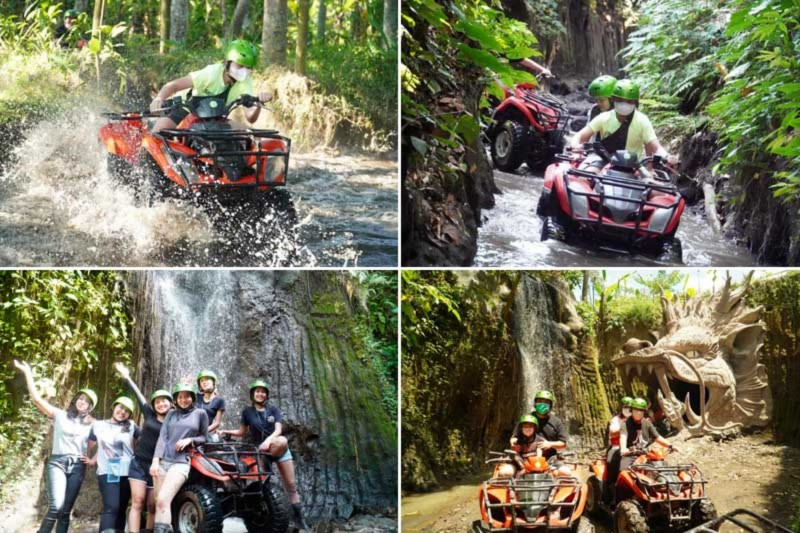 Paket Petualangan ATV Ubud