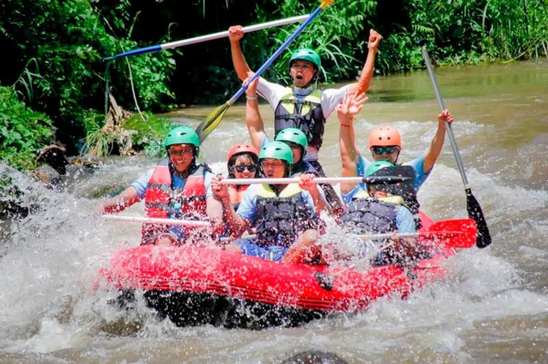 Paket Rafting Ubud