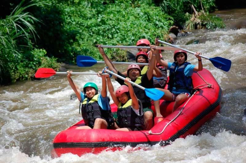 Rafting Ayung Ubud