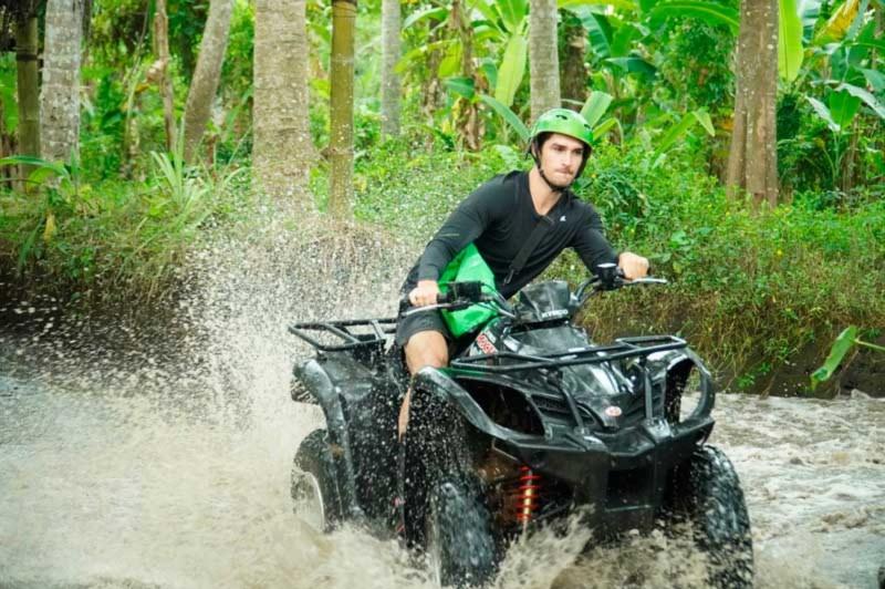 Spot Petualangan ATV Di Bali Dengan Rute Yang Panjang