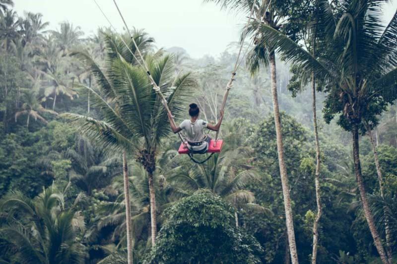 Wisata Bali Swing Ubud